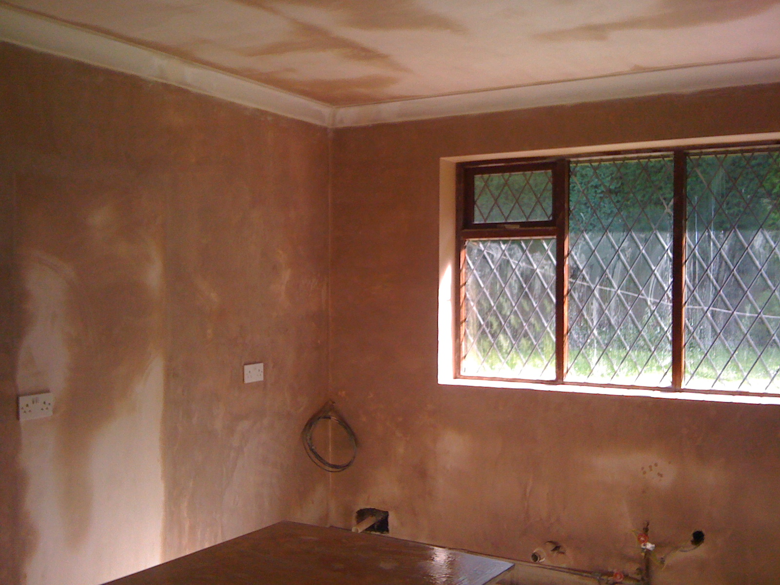 rendering and plastering London