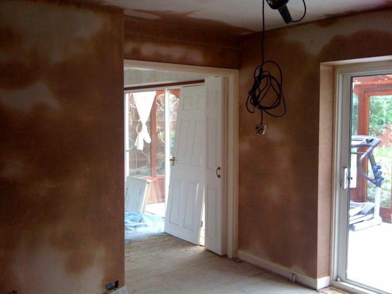 plastering Wolverhampton
